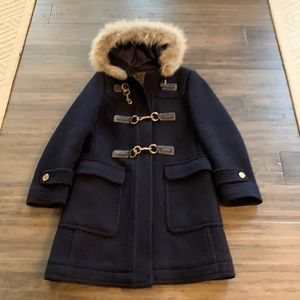 Coach Duffle Coat